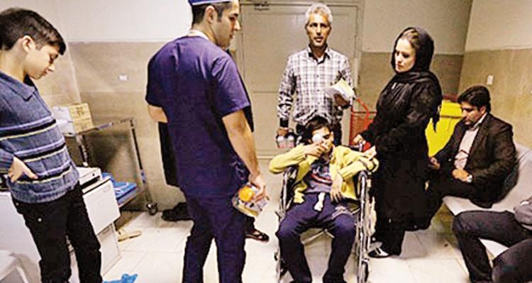 تماشاچیان؛ قربانیان اصلی چهارشنبه سوری