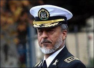 فرمانده نیروی دریایی ارتش وارد قزاقستان شد