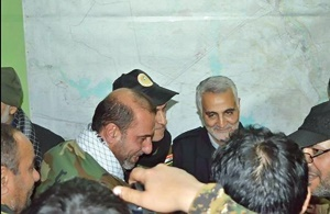 عملیات آزادسازی تکریت با حضور سردار سلیمانی