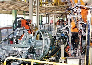 تولید خودرو