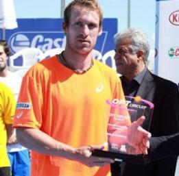 نماینده اسلواکی قهرمان تنیس بینالمللی فیوچرز کیش شد