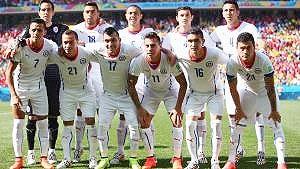 شیلی تیم ملی