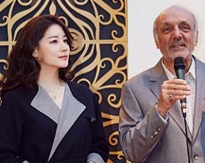 جشن نورز ۹۴ در کرهجنوبی با حضور هنرپیشه نقش یانگوم برگزار شد