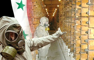 تاسیسات شیمیایی در سوریه مرداد منهدم میشود