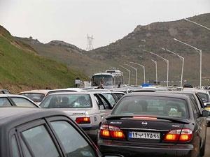 جاده ترافیک