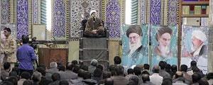 اربعین شهید الله دادی و شهدای فصل زمستان استان یزد برگزار شد
