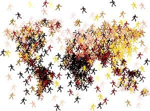 اینفوگراف: مهاجر پذیرترین کشورهای جهان را بشناسد