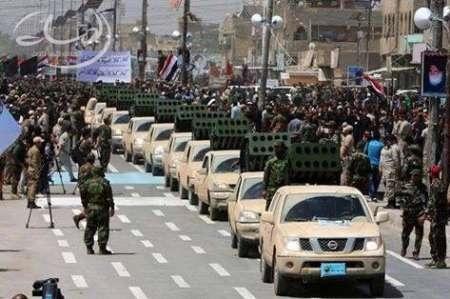 شمارش معکوس برای شکست کامل داعش در صلاح الدین
