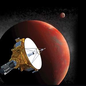 افقهای نو در منظومه شمسی