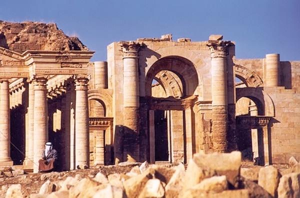 سازمان میراث فرهنگی  تخریب شهر باستانی هترا را محکوم کرد