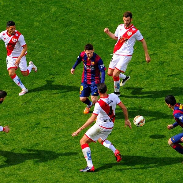 Messi-Suarez