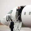 دبیرکل سازمان ملل وارد بغداد شد