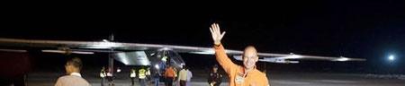 مرحله تازه سفر هواپیمای خورشیدی آغاز شد؛ از میانمار بهسوی چین