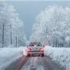 جادههای ۴ استان کشور برفی شد