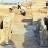 داعش شهر باستانی نمرود را با خاک یکسان کرد