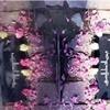 سنگ مزار یادبود شهید جهاد مغنیه در تهران رونمایی شد
