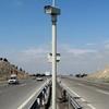 نصب ۱۸۸۰ دوربین کنترل سرعت جدید؛ هر ۲۰ کیلومتر یک دوربین
