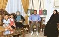 فرار آقاسید  از زندان صدام