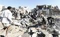 تداوم حمله هوایی عربستان به مناطق مسکونی یمن/ درگیری در مرز دو کشور