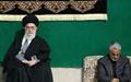 تصاویر آخرین شب عزاداری فاطمیه ۱۴۳۶ در حسینیه امام خمینی