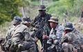 نظامیان آمریکایی فیلیپین را ترک میکنند