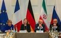 ۱۰ فروردین: پایان نشست عمومی وزیران خارجه ایران و ۱+۵