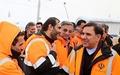 محور هراز - آمل تا نیمه اول ۹۵ چهار بانده خواهد شد؛ گزارش وزیر راه