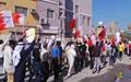 تظاهرات بحرینیها علیه دیکتاتوری آل خلیفه