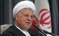 رفسنجانی: ایران لنگر ثبات منطقه است