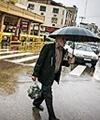 بارش پراکنده باران طی دور روز آینده در تهران