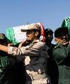 بازگشت پیکرهای ۵۸ شهید دفاع مقدس به کشور