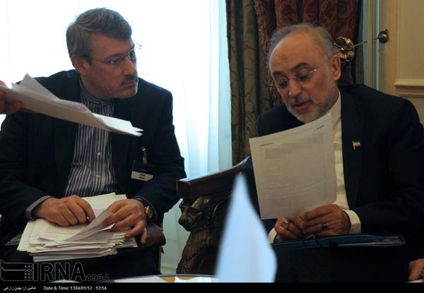 ۶ تصویر از جلسه داخلی ۱۲ فروردین تیم مذاکرهکننده هستهای ایران