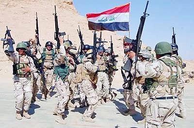 ادامه پیشروی نیروهای عراقی در الانبار
