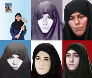 این زنان فراموش نمیشوند