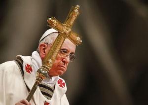 """پاپ کشتار ارامنه به دست عثمانی را """"نسل کشی"""" نامید"""