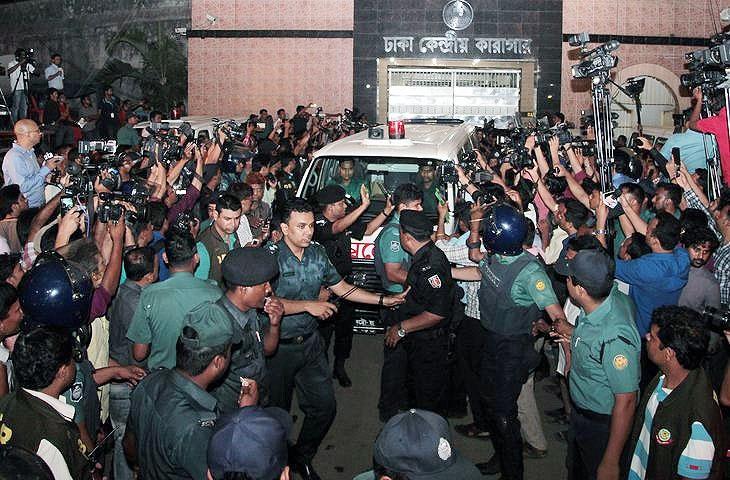 اعدام یکی از رهبران افراطی بنگلادش این کشور را ملتهب کرد