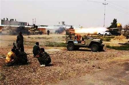 تهاجم مجدد داعش به پالایشگاه بیجی عراق ناکام ماند