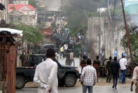 حمله انتحاری در سومالی با ۶کشته