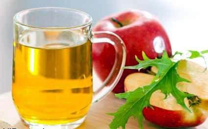 سیب را با چای سبز همزمان میل کنید
