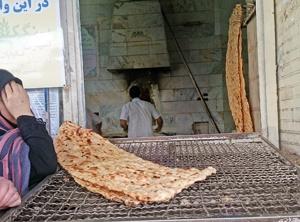 نرخ نان در آستانه آزاد سازی کامل