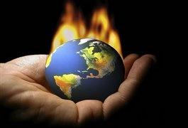 گرمایش جهانی زمین