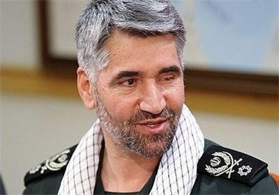 پیام تبریک سردار فضلی به مناسبت روز ارتش