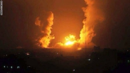 استفاده عربستان از گازهای سمی در بمباران یمن