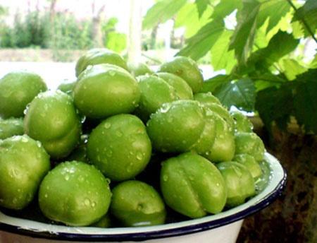 گوجه سبز