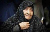 مراسم تشییع و تدفین پیکر مرحومه ضیایی برگزار شد