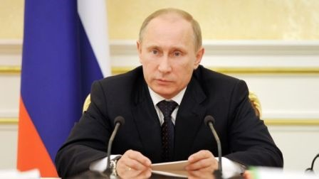 پوتین: غرب میخواهد روسیه همواره ضعیف باشد