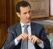 اسد: حزبالله به درخواست ما در سوریه است