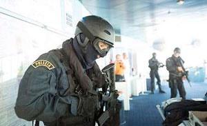 پلیس ایتالیا