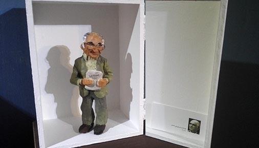 عروسک بزرگان ادبیات کودکان ساخته شد