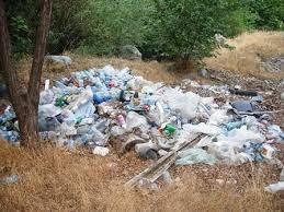 مشکل زیست محیطی زبالهها در دلیجان